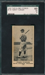 1916 The Globe Store #176 Terry Turner SGC 60