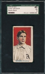 1910 E104-1 Chief Bender, Blank Back SGC 40