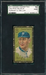 "1911 T205 Irvin Wilhelm ""Suffered"" Hassan Cigarettes SGC 10 *SP*"