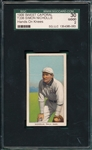 1909-1911 T206 Nicholls, Hands on Knees, Sweet Caporal Cigarettes SGC 30