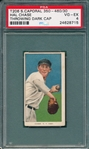 1909-1911 T206 Chase, Dark Cap, Sweet Caporal Cigarettes PSA 4