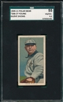 1909-1911 T206 Young, Glove Showing, Polar Bear SGC 55