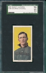 1909-1911 T206 Stovall, Portrait, Sweet Caporal Cigarettes SGC 70