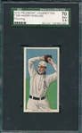 1909-1911 T206 Krause, Pitching, Piedmont Cigarettes SGC 70
