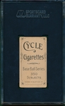 1909-1911 T206 Phillippe Cycle Cigarettes SGC 45