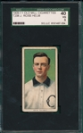 1909-1911 T206 Helm Old Mill Cigarettes SGC 40 *Southern League*