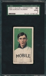 1909-1911 T206 Hickman Old Mill Cigarettes SGC 30 *Southern League*