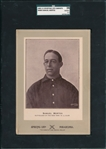 1902-11 W600 Samuel Mertes, NY, Sporting Life Cabinets SGC 35 *Great Image*