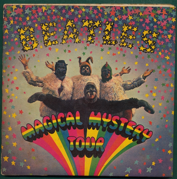 The Beatles Magical Mystery Tour EP
