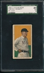 1909-1911 T206 Ray Demmitt, St. Louis, Polar Bear SGC 40