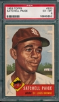 1953 Topps #220 Satchell Paige PSA 6