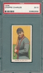 1909-1911 T206 Charles Sweet Caporal Cigarettes PSA 5