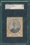 1909 T204 Frank Bancroft Ramly Cigarettes SGC Authentic *Blank Back*
