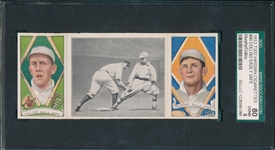 1912 T202 Collins Easily Safe, Collins/Murphy, Hassan Cigarettes, SGC 80