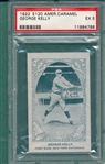 1922 E120 Kelly, George, American Caramel Co. PSA 5